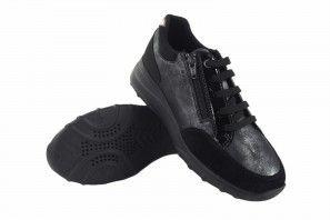 Zapato señora GEOX d04lpa negro