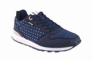Zapato señora MUSTANG 69606 azul