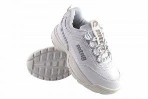 Zapato niña MUSTANG KIDS 48157 blanco