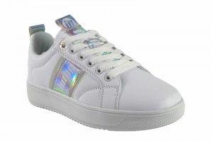 Zapato niña MUSTANG KIDS 48145 blanco