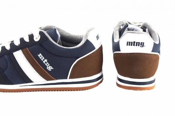 Zapato niño MUSTANG KIDS 48134 azul