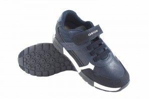 Zapato niño GEOX j046na azul