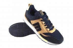 Zapato caballero MUSTANG 84466 azul