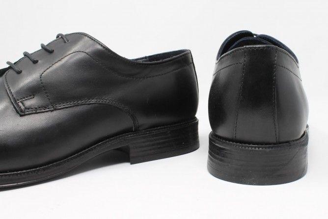 Zapato caballero Bienve 1355 negro