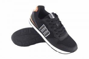 Zapato caballero MUSTANG 84467 negro