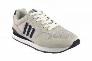 Zapato caballero MUSTANG 84467b hielo
