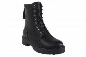Botte femme XTI BASIC 34376 noir