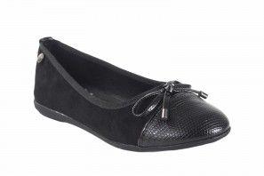 XTI BASIC chaussures femme 34416 noir