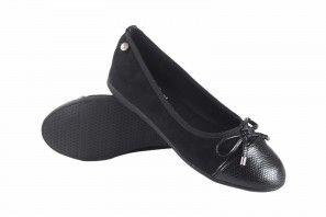 Damenschuh XTI BASIC 34416 schwarz