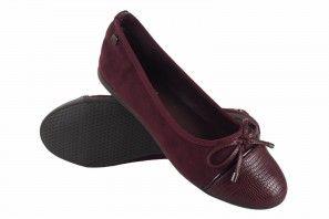 Damenschuh XTI BASIC 34416 Bordeaux