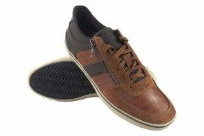 Zapato caballero GEOX u04bca cuero