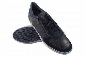 Zapato caballero GEOX u04bca azul