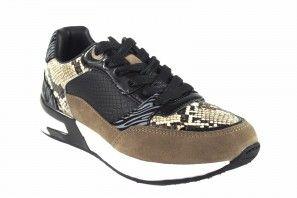 Zapato señora MUSTANG 69612 ne.beig