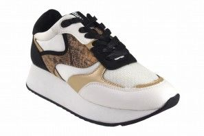 Zapato señora MUSTANG 69465 blanco