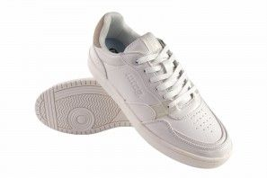 Chaussure homme MUSTANG 84505 blanc