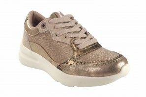 Chaussure femme MUSTANG 69444 or