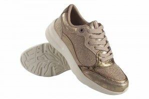 Zapato señora MUSTANG 69444 oro