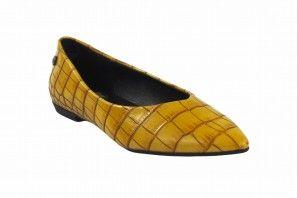 Zapato señora XTI 44663 mostaza