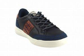 Zapato caballero YUMAS osaka azul
