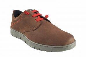 Zapato caballero BAERCHI 5320 taupe