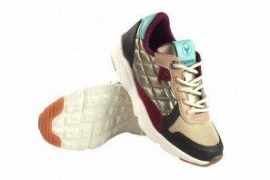 Zapato niña YUMAS irish beig