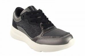 Chaussure femme MUSTANG 69444 plomb