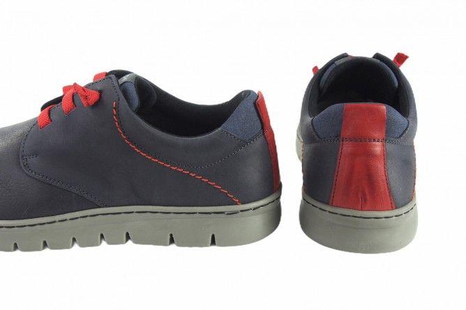 Zapato caballero BAERCHI 5320 azul