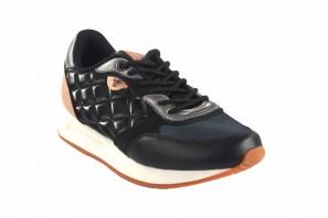 Zapato señora YUMAS andromeda negro
