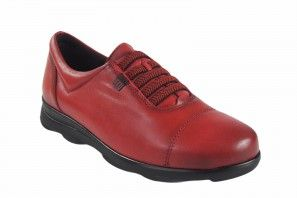 Zapato señora PEPE MENARGUES 20001 rojo