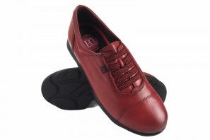 Chaussure femme PEPE MENARGUES 20001 rouge