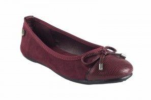 Zapato niña XTI KIDS 57379 burdeos