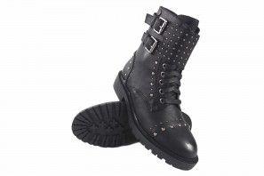 Botte femme XTI BASIC 34438 noir