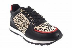 Zapato señora MARIA MARE 62720 ne.roj