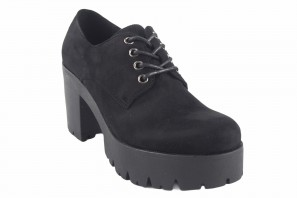 Chaussure femme D'ANGELA 18208 DCZ noir