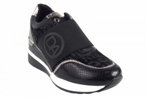 Zapato señora D'ANGELA 18031 dbd negro