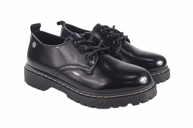 Zapato señora ISTERIA 20282 negro
