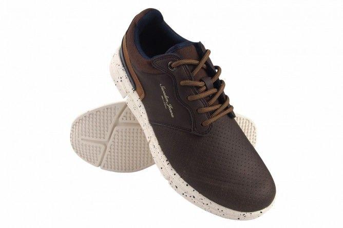 Zapato caballero SWEDEN KLE 883533 marron