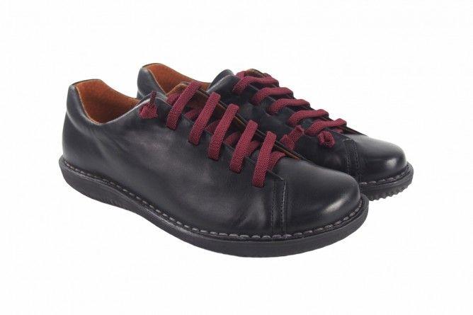 Zapato señora CHACAL 5200 negro