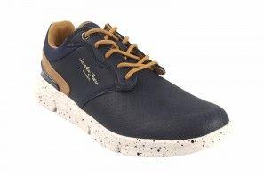 Zapato caballero SWEDEN KLE 883533 azul