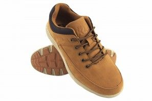 Zapato caballero SWEDEN KLE 889549 tostado