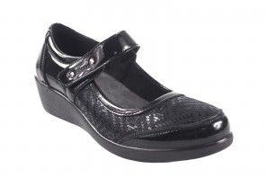 Chaussure femme AMARPIES 18801 AJH noir