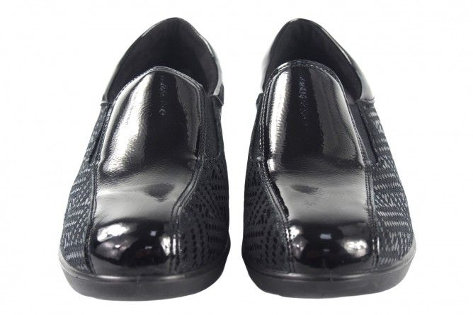 Zapato señora AMARPIES 18800 ajh negro
