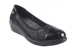 Chaussure femme AMARPIES 18802 AJH noir