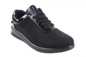 Zapato señora AMARPIES 18840 ast negro