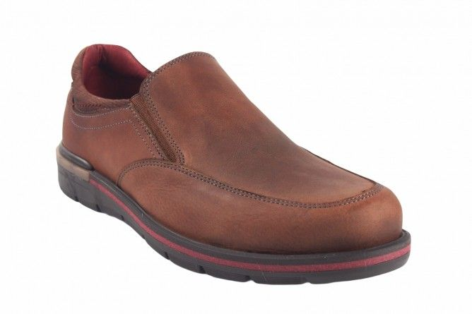 Zapato caballero RIVERTY 726 cuero