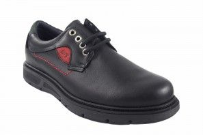 Zapato caballero RIVERTY 617 negro