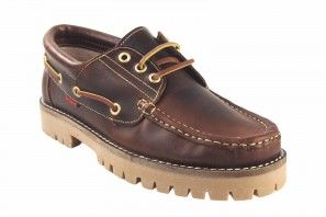 Zapato caballero RIVERTY 1000 marron