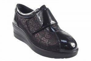 Zapato señora AMARPIES 18805 ajh negro