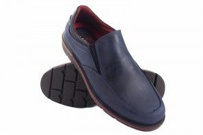 Zapato caballero RIVERTY 726 azul