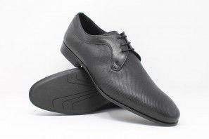 Chaussure homme BAERCHI noir